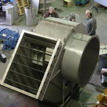 SS CENTRIFUGAL FAN SYNCRUDE